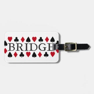 Bridge Design Luggage Tag