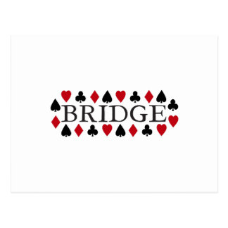 Bridge Design Postcard