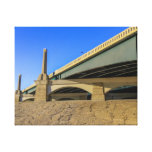 bridge designs canvas print