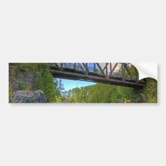 Bridge Drama Bumper Sticker