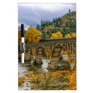 Bridge Dry-Erase Board