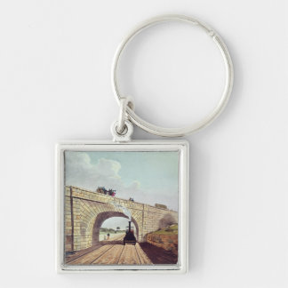 Bridge,from 'Liverpool and Manchester Railway' Keychain