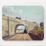 Bridge,from 'Liverpool and Manchester Railway' Mouse Pad