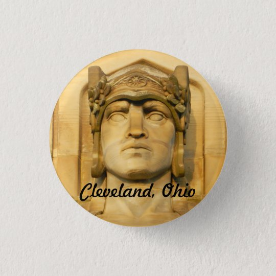 Bridge Guardian (Cleveland, Ohio) Button