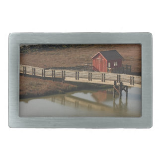 Bridge House Belt Buckle