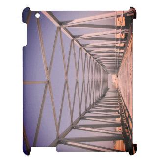 Bridge in Abu Dhabi [Evening remix]: Vintage Photo iPad Cases