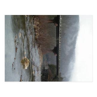 Bridge in Arkansas Postcard