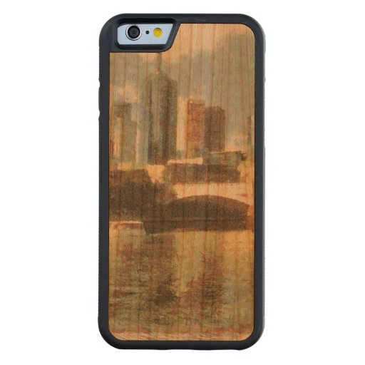 Bridge in Australia Carved® Cherry iPhone 6 Bumper