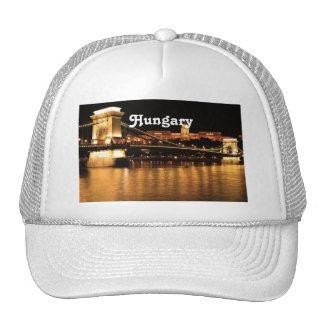 Bridge in Hungary Hats