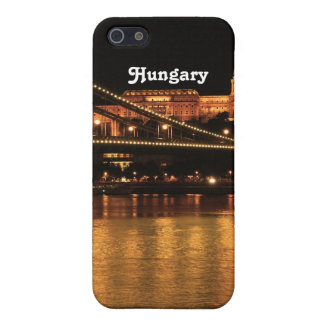 Bridge in Hungary Covers For iPhone 5