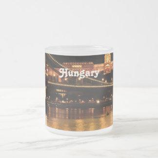 Bridge in Hungary Mugs