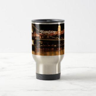 Bridge in Hungary Coffee Mug