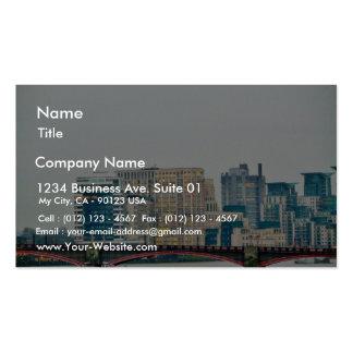 Bridge In London Business Card