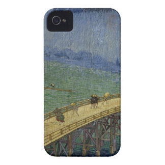 Bridge in the Rain  iPhone 4 Case