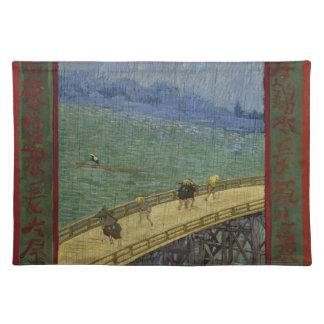 Bridge in the Rain Placemat
