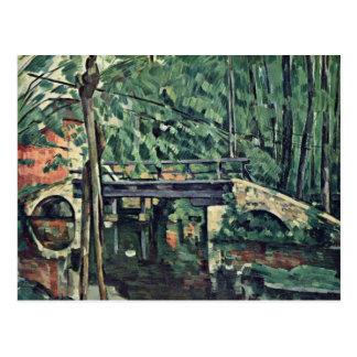 Bridge In The Woods Le Petit Pont Postcards