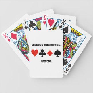Bridge Insomniac Inside (Four Card Suits)