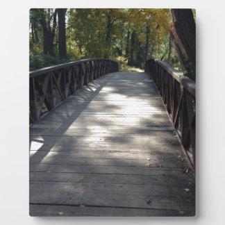 Bridge into the Park Plaques