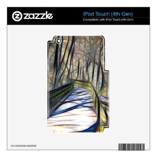 bridge iPod touch 4G skin