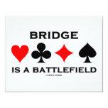 Bridge Is A Battlefield Custom Announcement