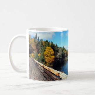 Bridge Jacques Cartier National Park Quebec Mug