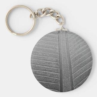 Bridge Basic Round Button Keychain