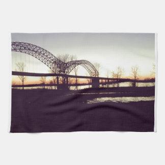 bridge towels