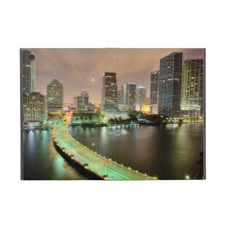 Bridge leads across waterway to downtown Miami iPad Mini Case