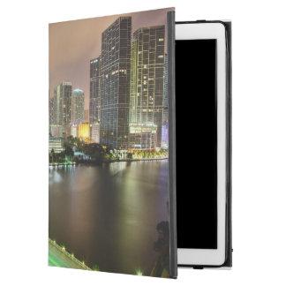 Bridge leads across waterway to downtown Miami iPad Pro Case