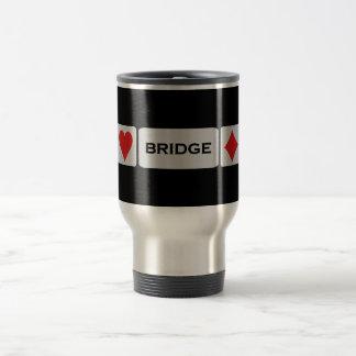 Bridge mug - choose style & color