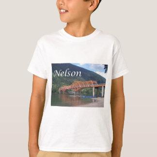 Bridge: Nelson, BC T-Shirt