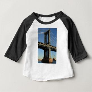 Bridge New York Manhattan Brooklyn Baby T-Shirt