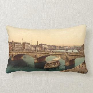 Bridge of Arches, Liège, Belgium Pillow