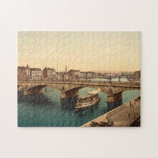 Bridge of Arches, Liège, Belgium Puzzle