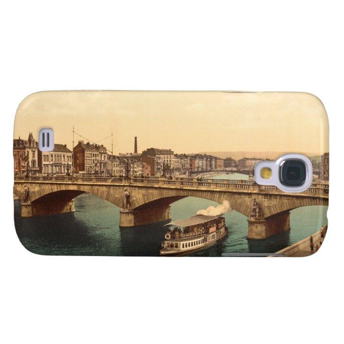 Bridge of Arches, Liège, Belgium Samsung Galaxy S4 Case