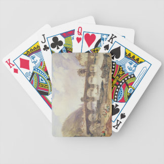 Bridge of Arches, Liege Bicycle Playing Cards