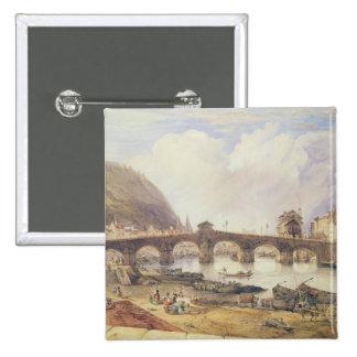 Bridge of Arches, Liege Button