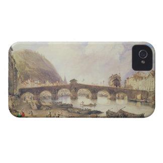 Bridge of Arches, Liege iPhone 4 Case