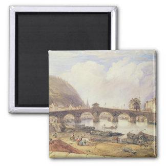 Bridge of Arches, Liege Magnet