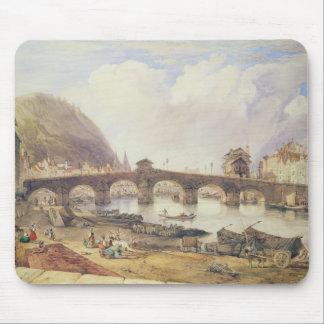 Bridge of Arches, Liege Mouse Pad