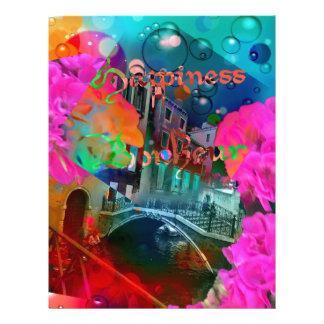 Bridge of happiness letterhead