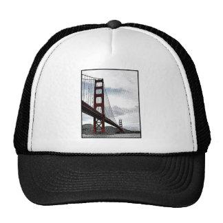 Bridge of Is Franscisco Trucker Hat