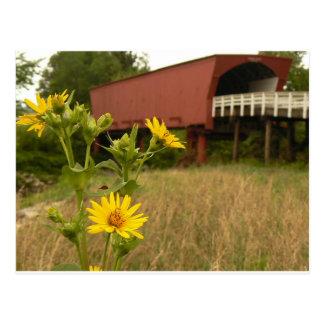 Bridge of Madison County Postcard