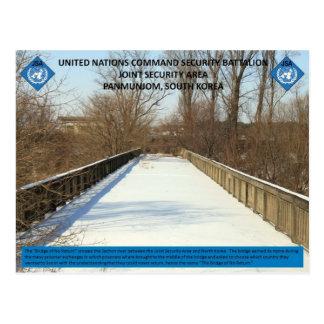 Bridge of No Return Postcard