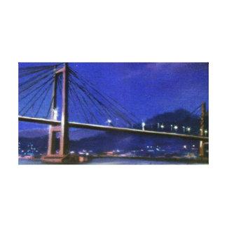 Bridge of Rande (Redondela-Moaña. Pontevedra)