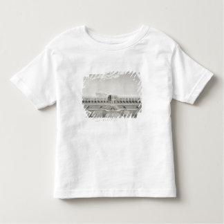 Bridge of Shiraz, Isfahan, from 'Voyages du Chevel Toddler T-shirt