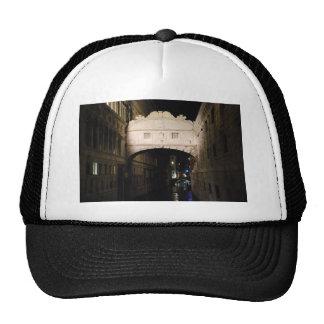 Bridge of Sighs at night Trucker Hat