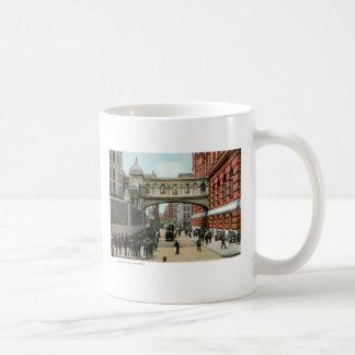 Bridge of Sighs, New York Coffee Mug