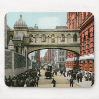 Bridge of Sighs, New York Mouse Pad