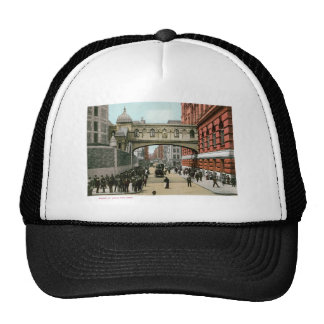 Bridge of Sighs, New York Trucker Hat
